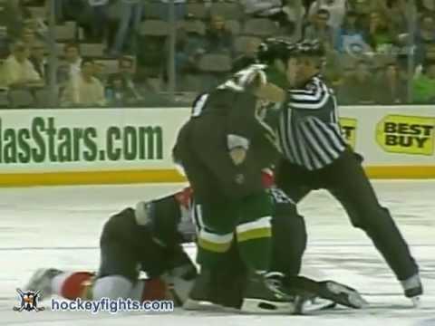 Steve Ott vs. Byron Ritchie