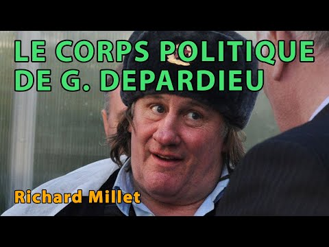 Vidéo de Richard Millet