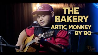 The Bakery - Arctic Monkeys (Live acoustic cover by Bo)