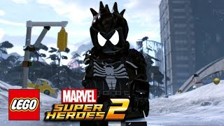 LEGO Marvel Super Heroes 2 All Symbiotes Unlocked - Video