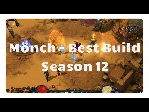 Mönch: Der beste Build für Season 12 (WoL Build, Patch 2.6.1)