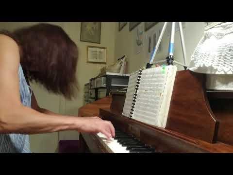 DESPERADO....Piano by Rosalind
