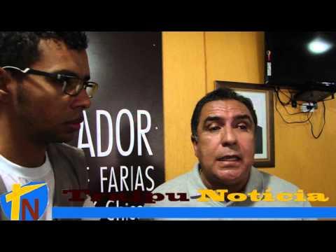 Deputado Inácio Loiola fala sobre Rio São Francisco em Traipu