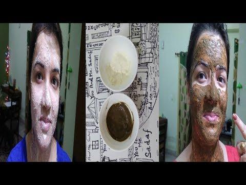 Kulay-gatas at honey face mask review