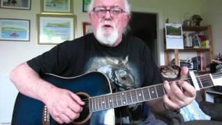 Guitar: I Dreamed I Saw St Augustine (Including lyrics and chords)