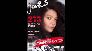 Backstage Pass: Winter 2017 Issue with Thandie Newton