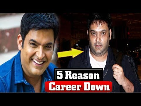 5 Reason Of Kapil Sharma's Downfall - Will Kapil Comeback??