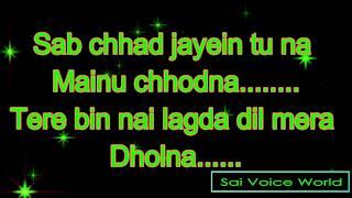 Simmba Tere Bin Song (Lyrics) ||O'Re Piya - YouTube