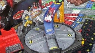 Power Rangers Mega Force Action Set From HotWheels
