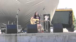Fever by Peggy Lee (Eva Cassidy version) sung by 13-yo Savanna Coen