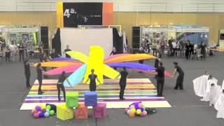 Coreografia Final da atuação do CSMAM | IV Feira Social de Anadia