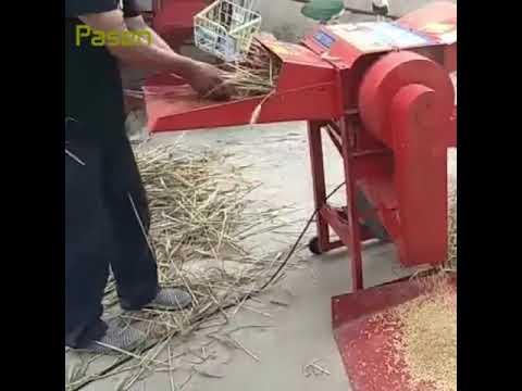 trilladora de trigo / trilladora de cereales / trilladora de soja