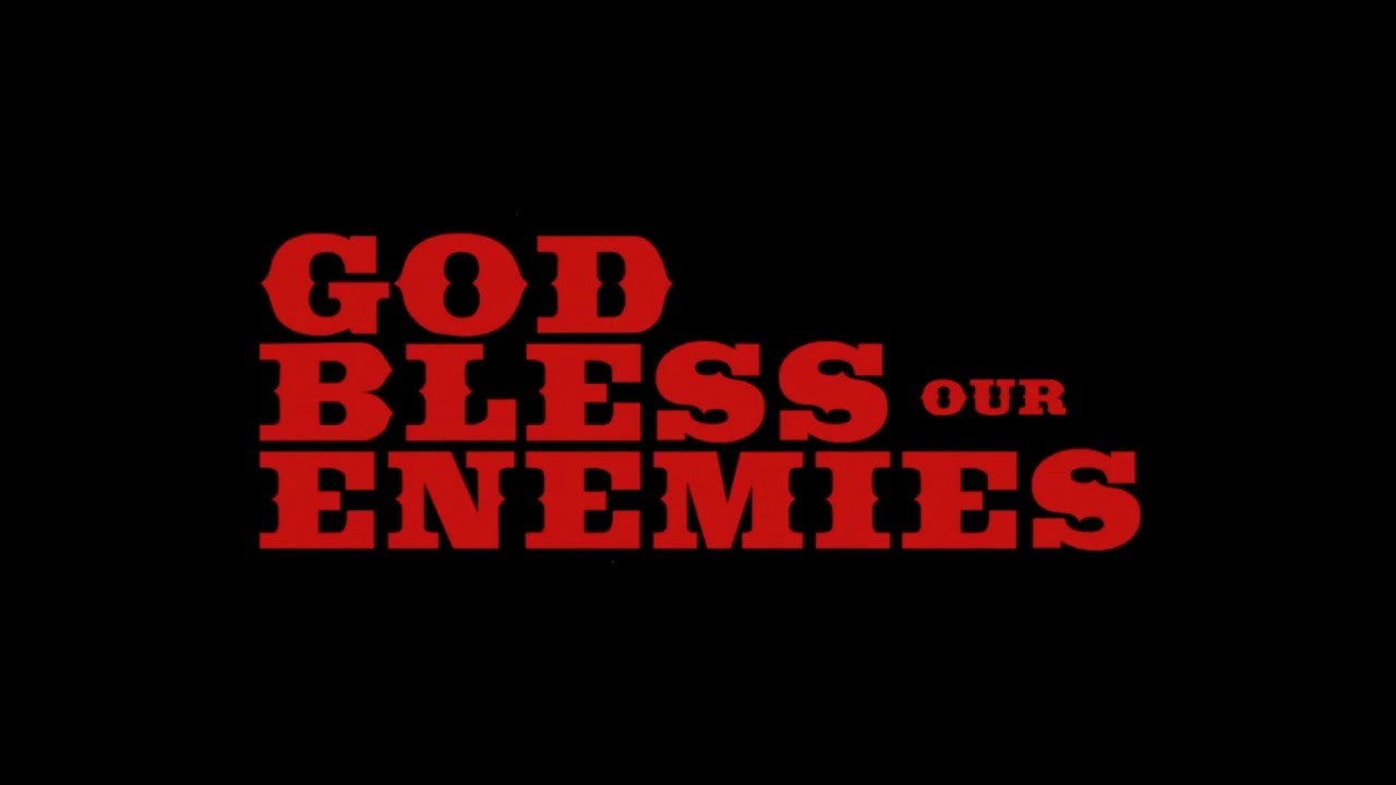 RJ Griffith - God Bless Our Enemies [Official Music Video]
