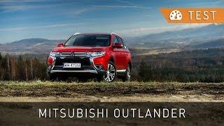 Mitsubishi Outlander 2.0 CVT Intense Plus (2016) - test [PL] [review ENG sub] | Project Automotive