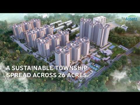 3D Tour of Assetz 63 Degree East (Tower B)