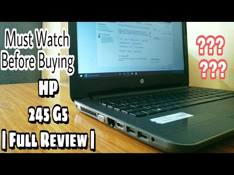HP 245 G5 Notebook image 5