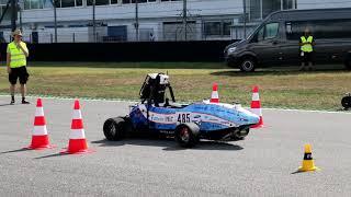 Formula Student Germany 2019 - Driverless Diaries #4