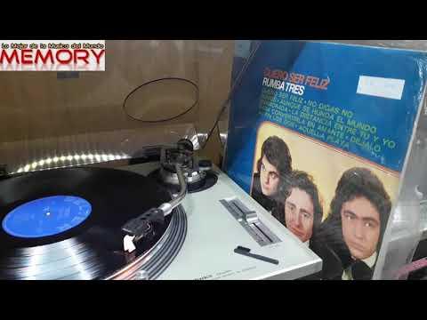 Rumba Tres - Quiero ser feliz (1975)