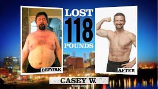 Casey Walker Lost 118 Lbs. & Won $100K In Beachbody Challenge