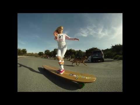 Go Hamboarding longboarding
