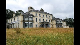 Inside Forgotten Abandoned 1700s Mansion With Power