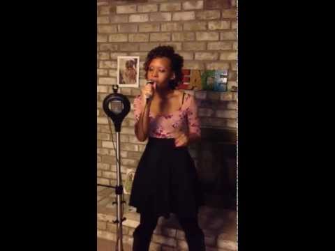 "Africa cover of ""Can't Take My Eyes Off Of You"" by Lauryn H"