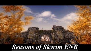 Skyrim Mod Overhaul 2015 - Serenity ENB - Самые лучшие видео