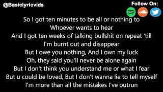 EDEN   Rock + Roll (Lyrics)