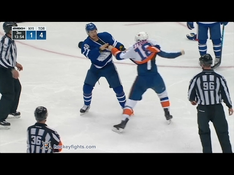 Connor Carrick vs. Ryan Strome