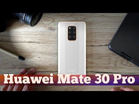 Вот Mate 30 Pro - СПАСЕНИЕ Huawei | Droider Show #455
