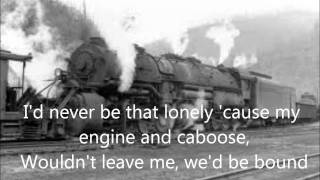 chely wright:that train:lyrics