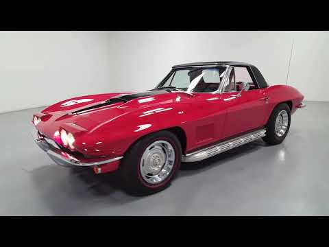 Video of '67 Corvette - Q6DK
