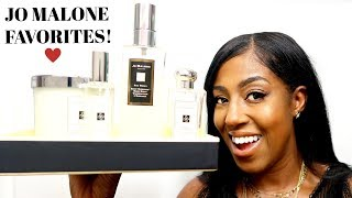 MY Jo MALONE FRAGRANCE COLLECTION | REVIEW