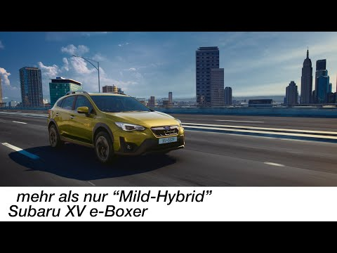 2020 Subaru XV e-Boxer 2.0ie Platinum Test: mehr als gewöhnliche Mild-Hybride [4K] - Autophorie
