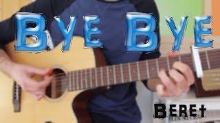 """Cómo Tocar """"BYE BYE"""" Beret En Guitarra. TUTORIAL FÁCIL"""