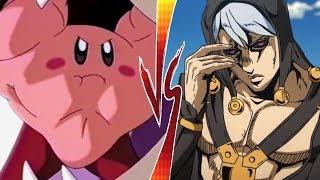 Kirby VS Risotto