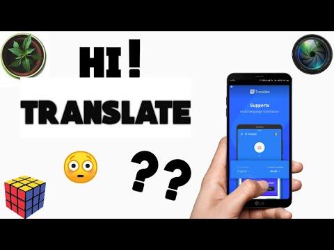 English To Hindi@Marathi Translate App For Android