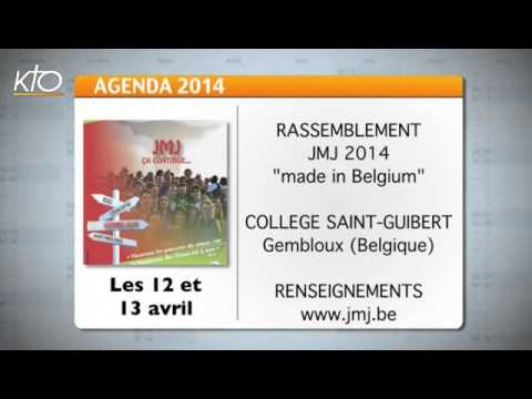 Agenda du 4 avril 2014