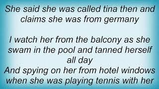 Arab Strap - Holiday Girl Lyrics