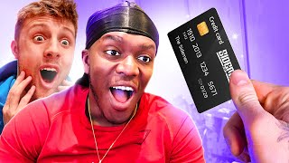 SIDEMEN HAVE 5 MINUTES TO SPEND $100,000