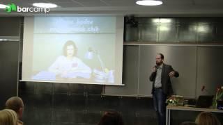 preview picture of video 'Petr Bechyně - Jak neuspět se svým webem na internetu'