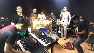CRAM - Just Let me Breathe (Dream Theater cover) / Studio Live from Wakanda