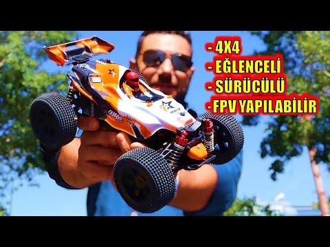 FPV Kamera Takılan Sürücülü RC ARABA!