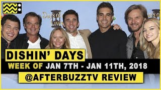 Days Of Our Lives for January 7th - January 11th, 2019 Review & After Show