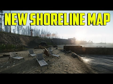 Shoreline Map Guide - New player version - Escape From