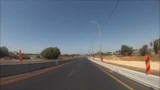 preview picture of video 'כביש 44 מצומת רמלוד למחלף חולון - Road 44 from Ramlod Junction to Holon Interchange'