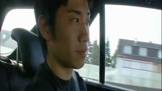 香川真司SHINJIKAGAWA情熱大陸1/2「GOLDENBOY」