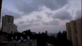preview picture of video 'Nesher Timelapse'