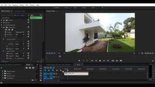 Adobe Premiere Pro CC Tutorial (Slow motion) Twixtor pro