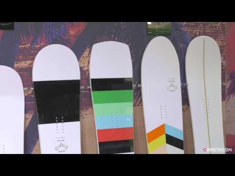The CAPiTA Spring Break Snowboards Review – ISPO 2015   EpicTV Gear Geek